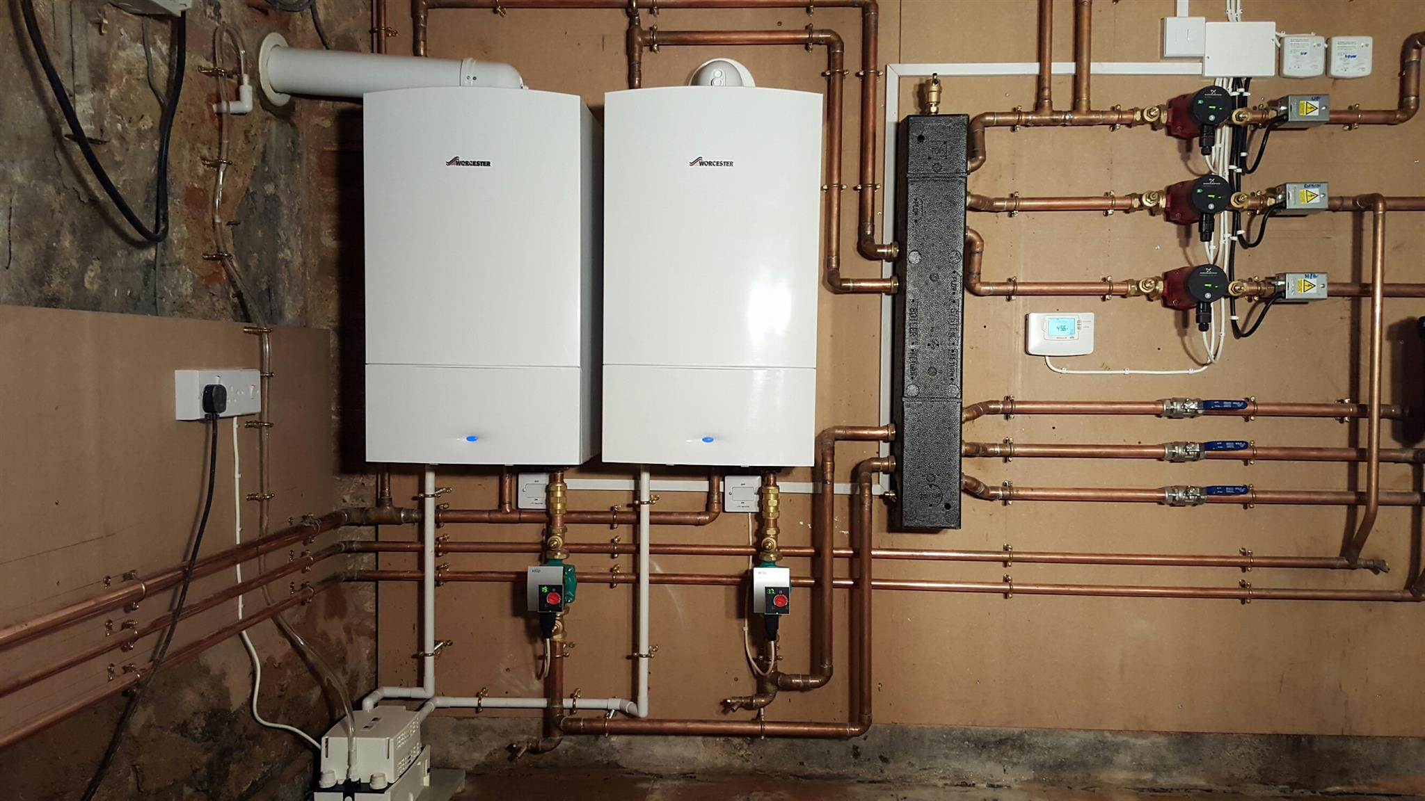 Heating Systems Gallery